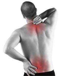 síndromes dolorosos en espalda
