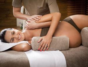 masaje prenatal y postnatal