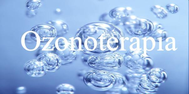 terapia con ozono