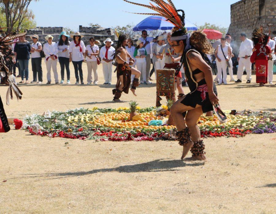 Ritual y danza del viento