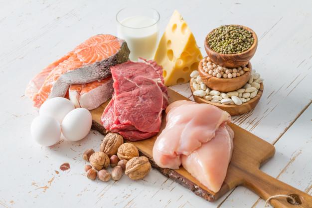 Todo lo que necesitas saber de las proteínas y sus funciones