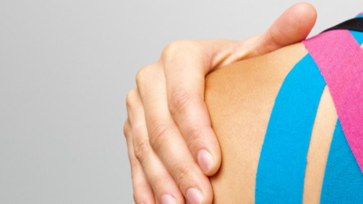 Terapia kinesiotape: ¿Qué es, de qué trata y para qué sirve?