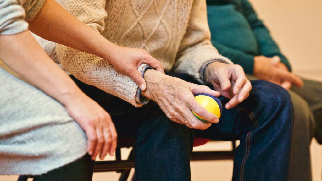 Logistica del envejecimiento